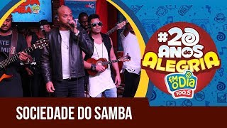 Baixar Sociedade do Samba - Roda de Samba FM O Dia