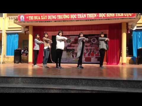 Dance (Girl)-Giao Lưu ĐH DEJIN ft Trường THPT Lục Nam
