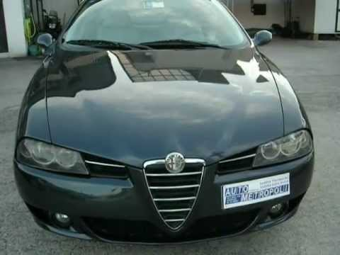 alfa romeo 156 1 9 jtd giugiaro youtube. Black Bedroom Furniture Sets. Home Design Ideas