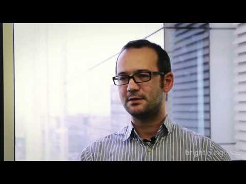 BrightLounge Interview with Bogdan Ripa of Adobe Romania (interview segment)
