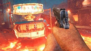 THE RETURN STREAM.. Town Remastered is AMAZING!! (Call of duty: Zombies Remastered)
