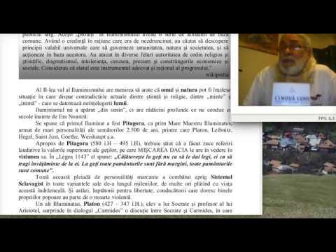 MIŞCAREA DACIA despre ILUMINISM şi... ILLUMINATI