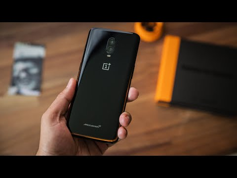 OnePlus 6T McLaren Edition! - BEST Android Phone of 2018?