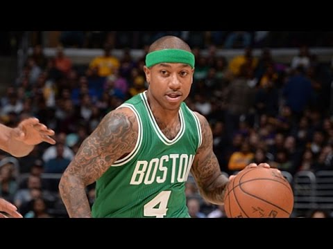 Isaiah Thomas Celtics 2015 Season Highlights