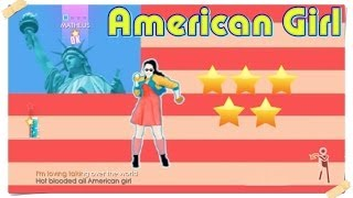 Just Dance 2014-American Girl-Bonnie McKee-5*stars