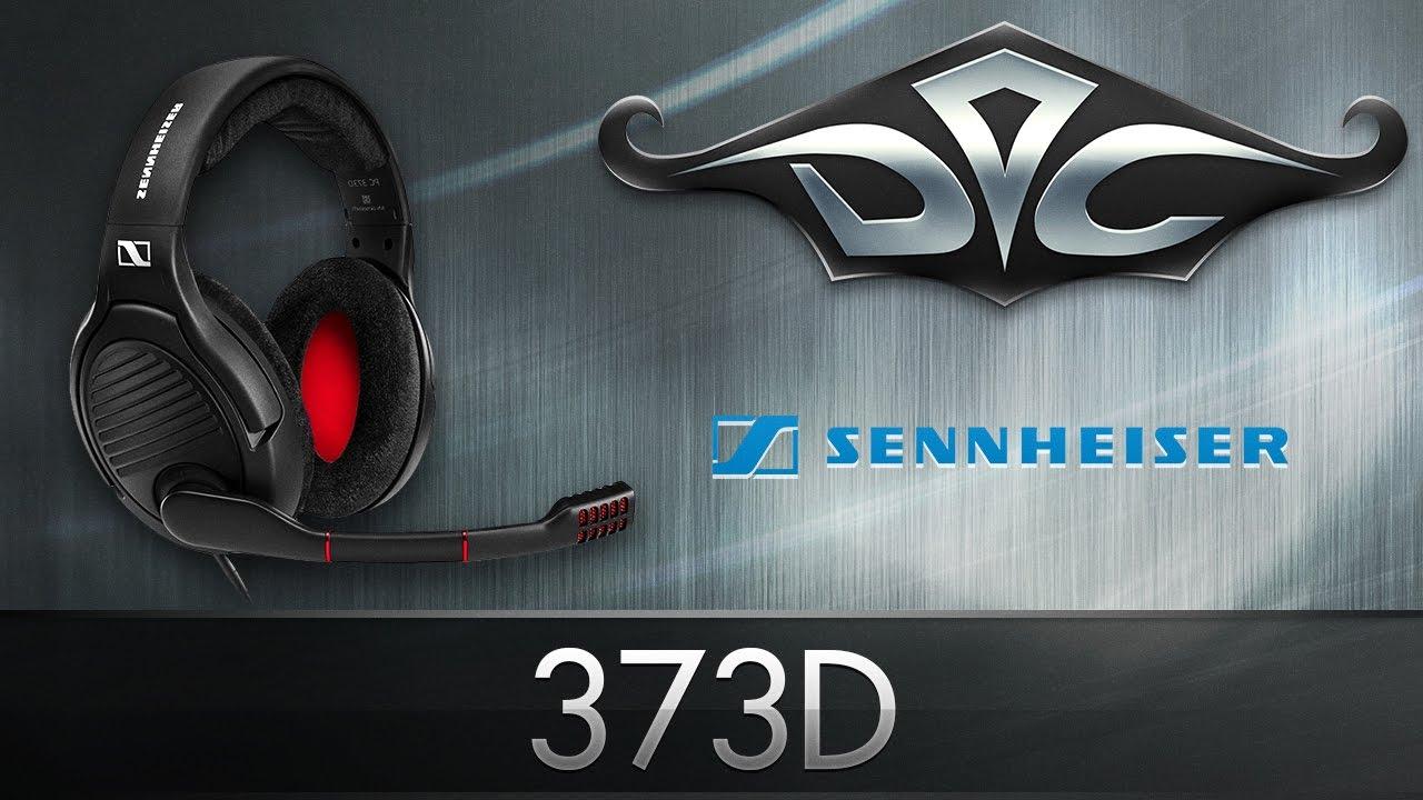 Обзор Sennheiser PC 373D.