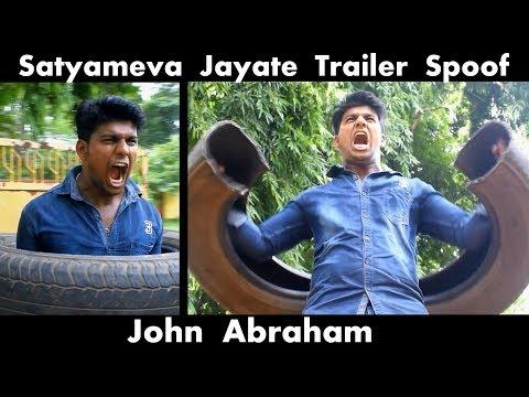 Satyameva Jayate Trailer Spoof | John Abraham | OYE TV