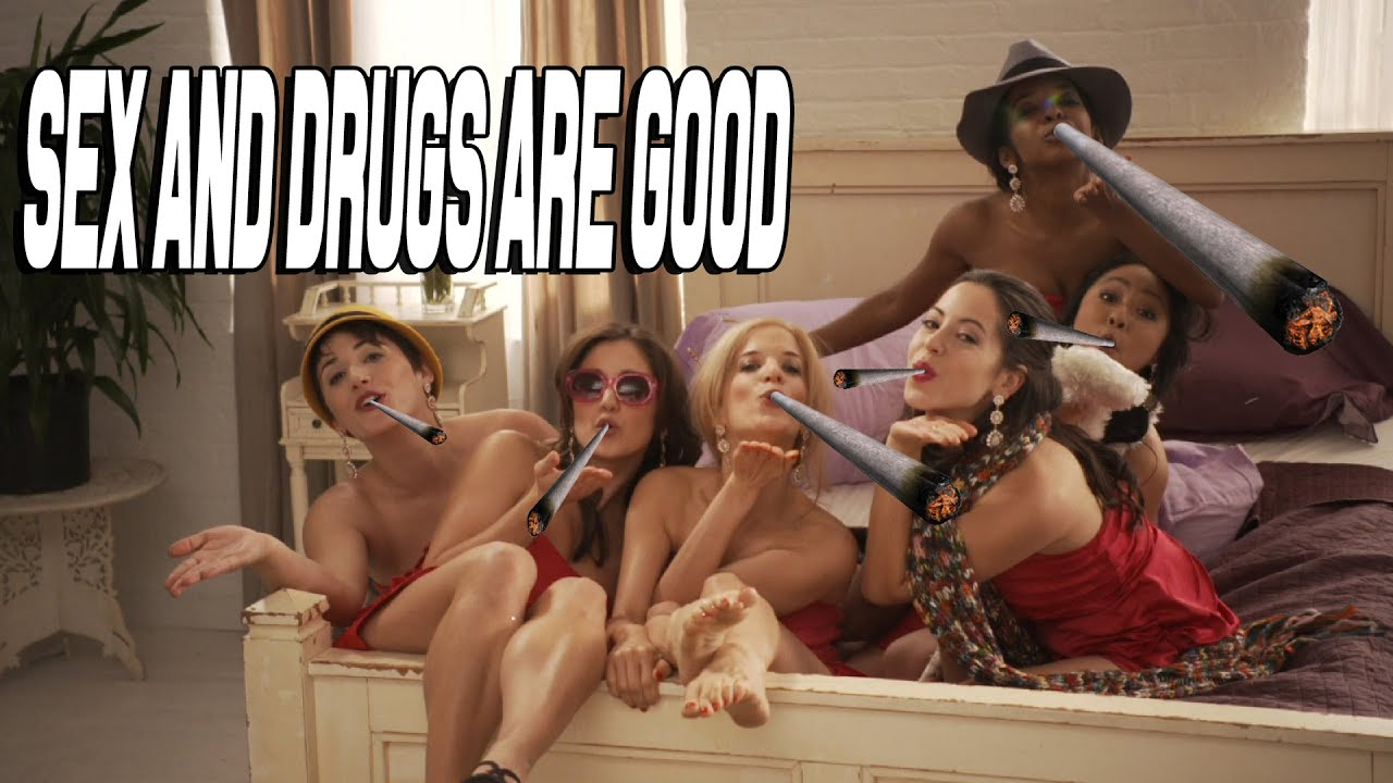 Drugs girls having sex
