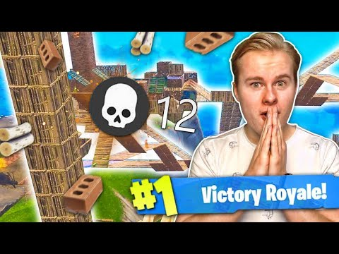 ALLEEN MAAR BUILD BATTLES!! - Fortnite Battle Royale (Nederlands) thumbnail