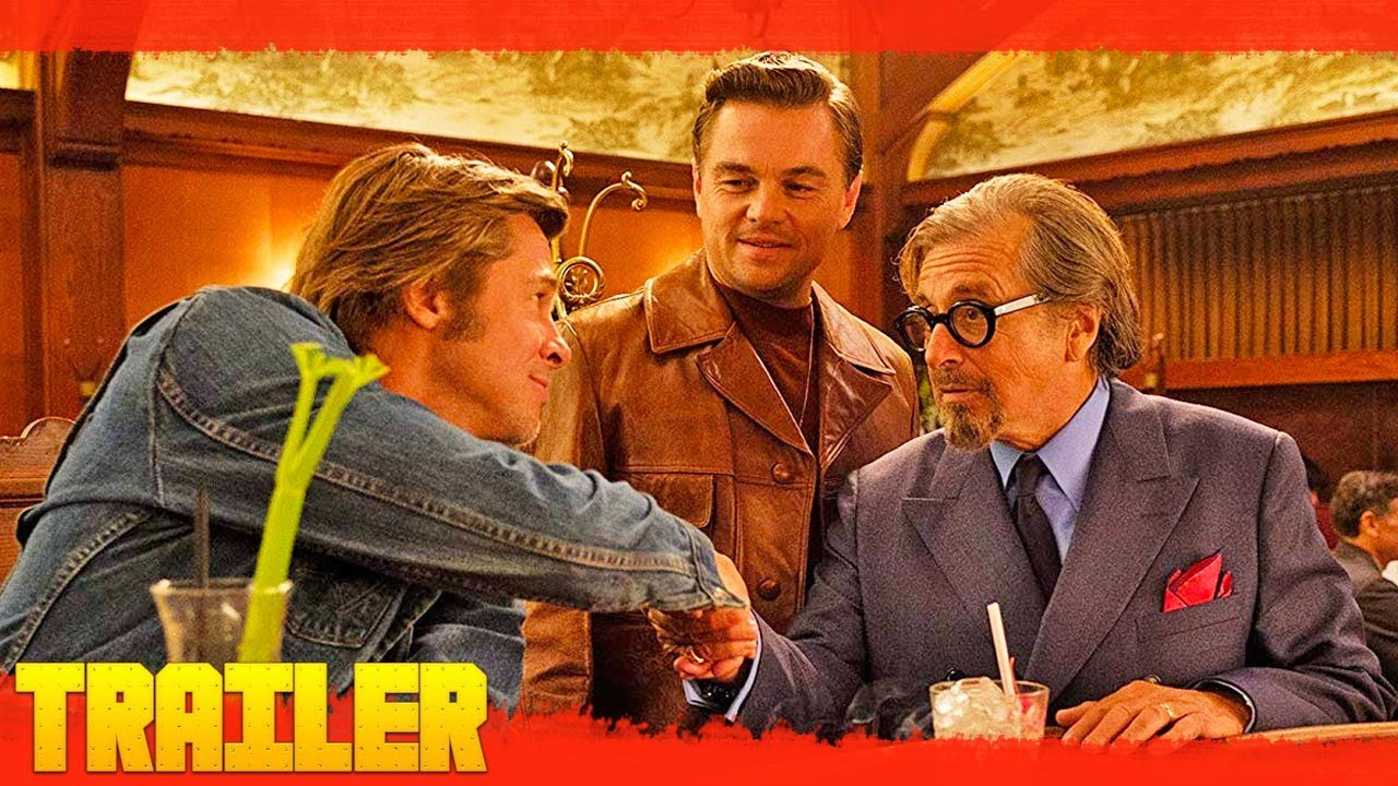 Once Upon a Time in Hollywood (2019) Tráiler Oficial #2
