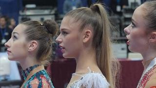 видео Биография гимнастки Александры Солдатовой