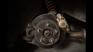 Dual caliper hydro e-brake install!