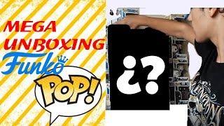 MEGA UNBOXING FUNKO POP|+10 POPS