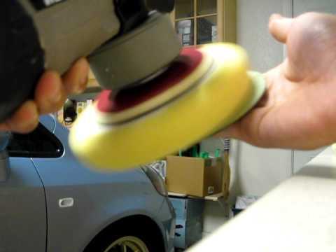 Fixing Scratched CDs - Car Buffer