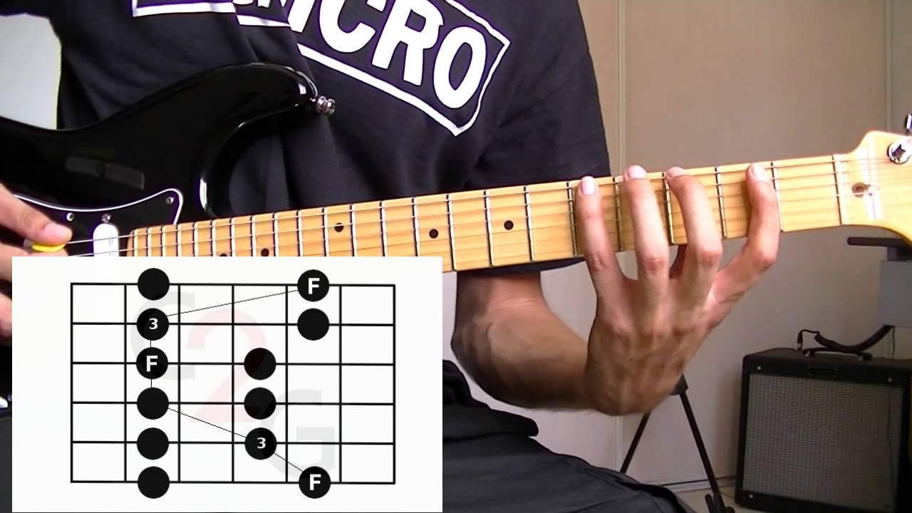 Au cours de guitare tout est permis french - 2 part 10