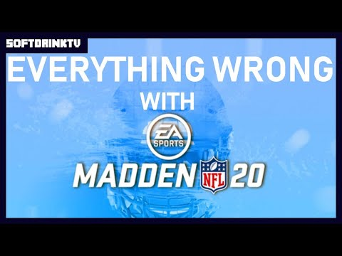 Everything WRONG With Madden NFL 20 (in 18 Minutes)