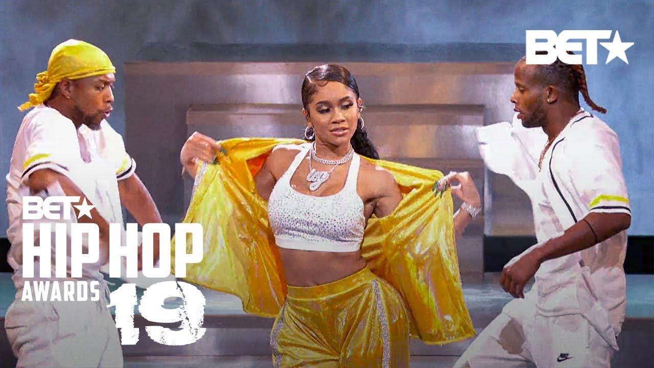 Download Saweetie, Petey Pablo & Lil Jon In 'My Type' & 'Freek-A-Leek' Performance! | Hip Hop Awards '19