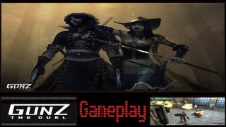 GunZ The Duel - Gameplay completo [PC]
