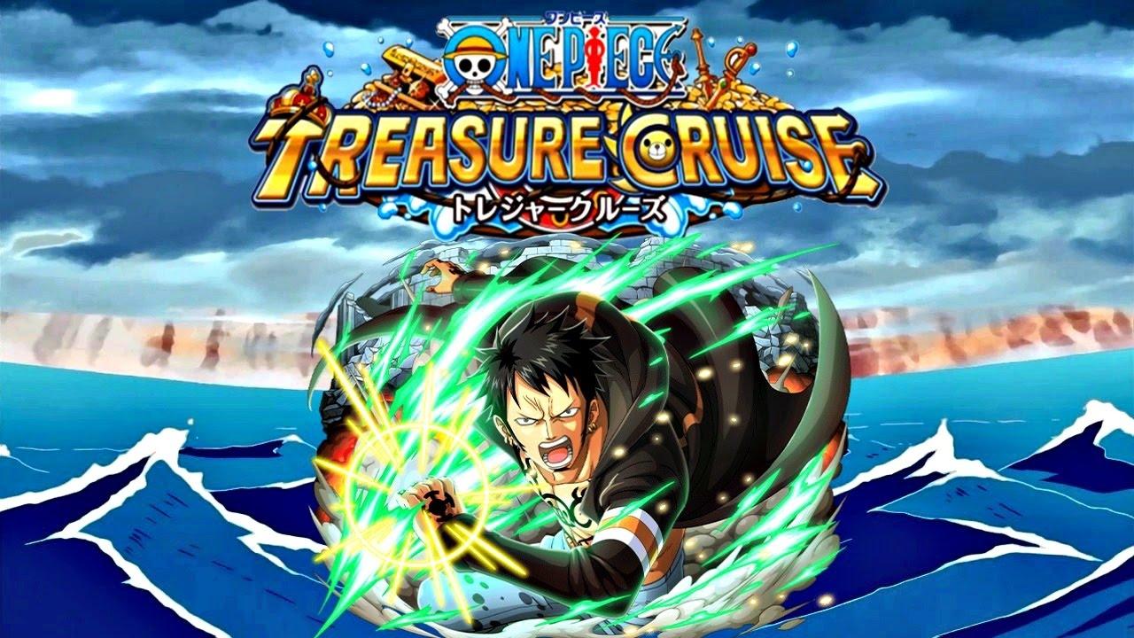 One Piece Treasure Island Coby