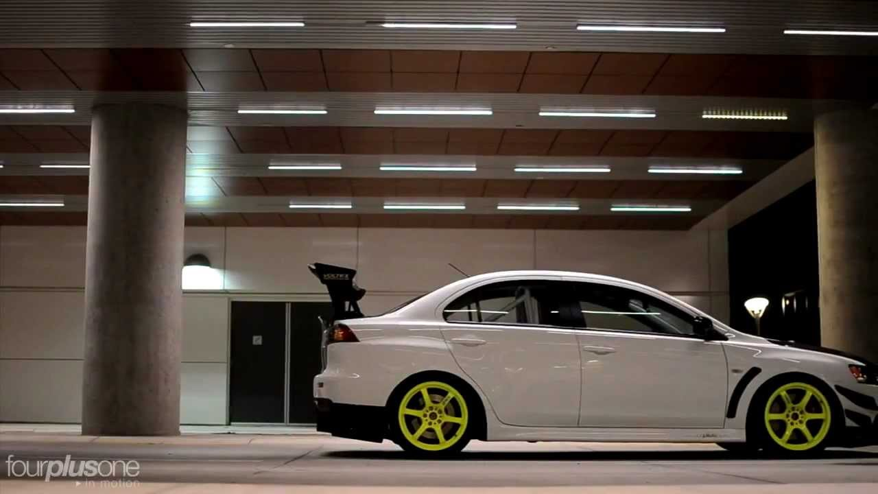Mitsubishi Lancer Evo X Youtube