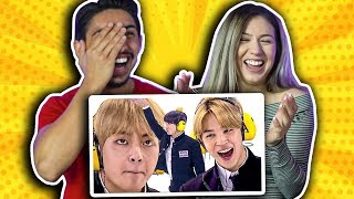 BTS Whisper Game Challenge Hilarious Couples Reaction!