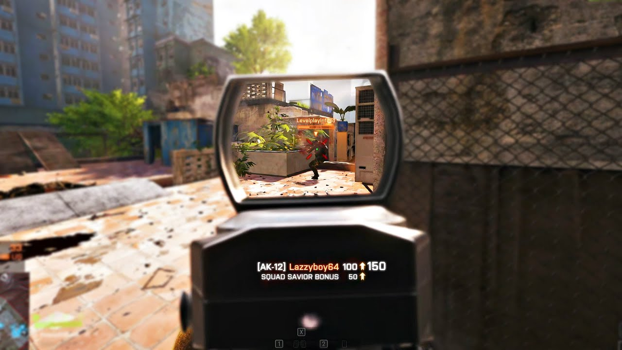 Battlefield 4 is Popular Again