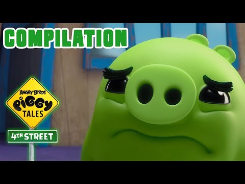Piggy Tales - 4th Street | Mashup Ep21 - 30 Compilation