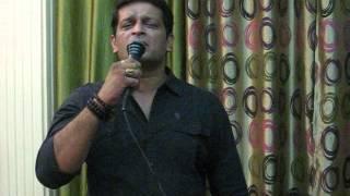 Shekhar Nair Karaoke:Ab tere bin jee lenge hum