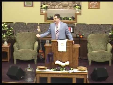 Bro. Jordan Foster: Sermon on the Mount - Matthew 7:1-5