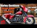 2019 Harley-Davidson Street Glide Special Test Ride and Review