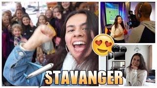 STAVANGER:: MEETUP, PRANK, YOUTUBE-SKOLEN ++