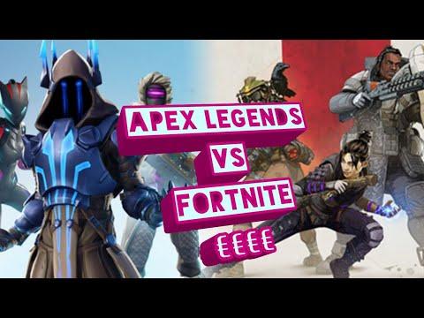 Fortnite vs Apex Legends - The truth you never knew overlukk
