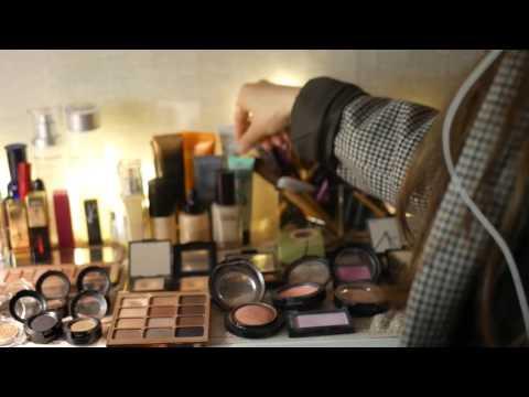 ASMR| 팡팡 두드려줄게요😉 메이크업 샵RP/Makeup Artist RP