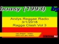 Mantap Jiwa Andys Reggae Radio 3 1 2018