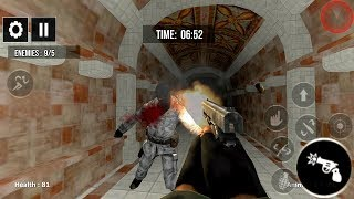 Counter Commando Strike Fps Shoot 2018 (by Gala Games Studio) Android Gameplay [HD]