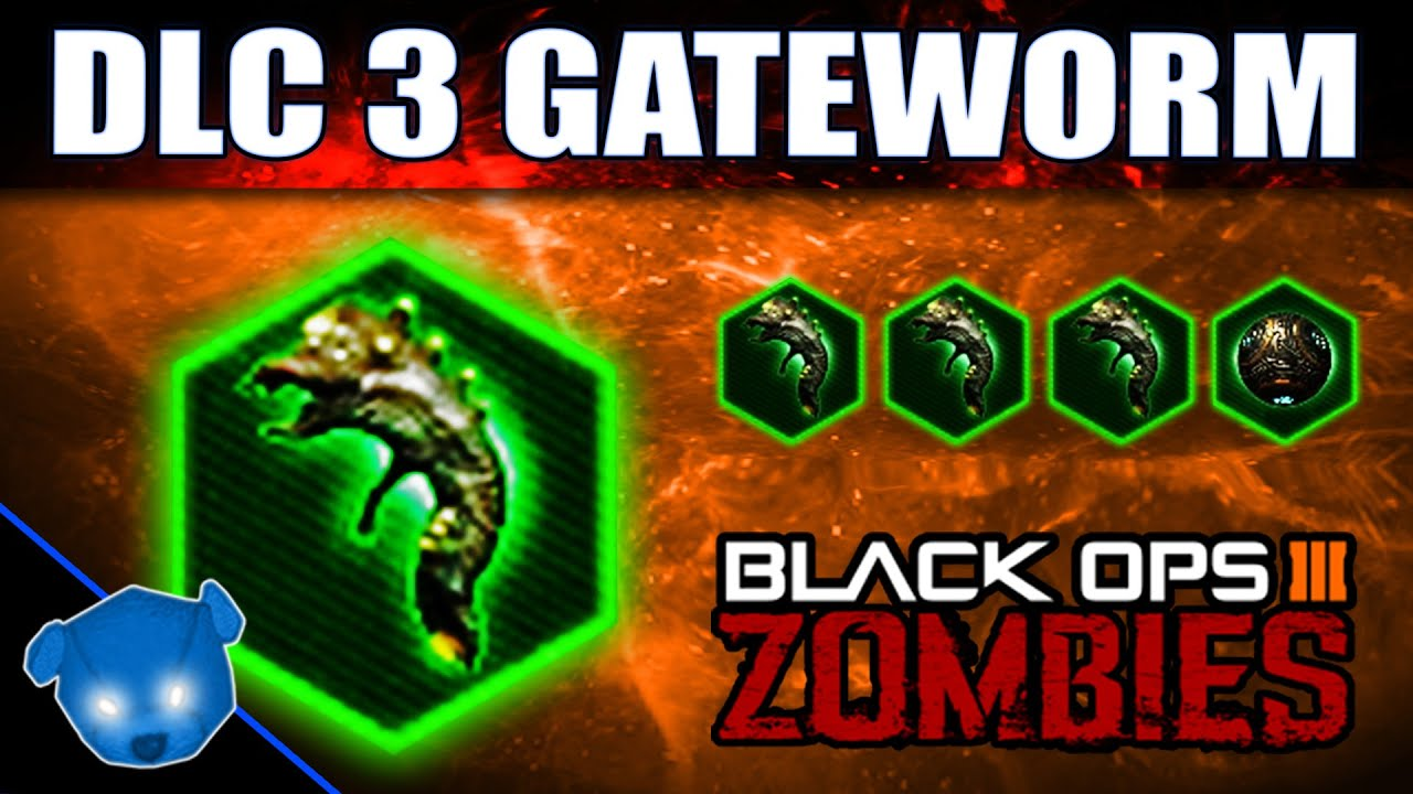 Black Ops 3 Zombies: EASTER EGG ICONS EXPLAINED ☆ DLC 3, Gateworms, Final  Ritual & More!