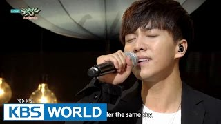Lee SeungGi - And Goodbye | 이승기 - 그리고 안녕 [Music Bank COMEBACK / 2015.06.12]