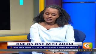 Amani: I got tired with life I was living... #CitizenExtra