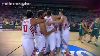 12 dev adam yeni klip fiba 2014 world cup