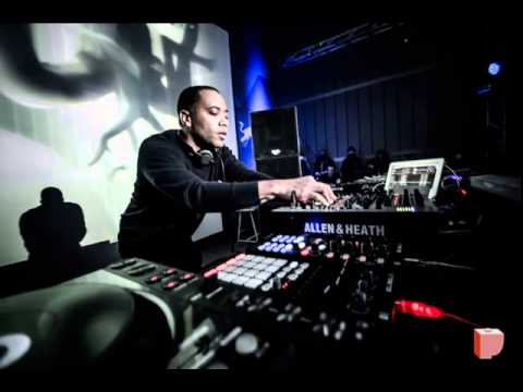 Carl Craig T In The Park 2014 live audio