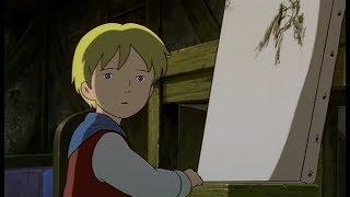 Фландрийский пес (Собачье сердце) романтика, мелодрама, аниме, история 1997 год .