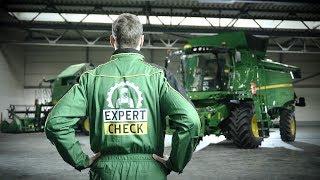 John Deere - Expert Check - Cosechadora