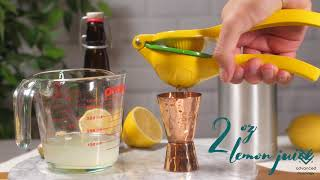 Ginger Beer At Home