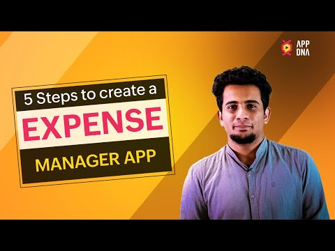 Best Expense Manager | Build Apps Without Coding | Low Code Platform