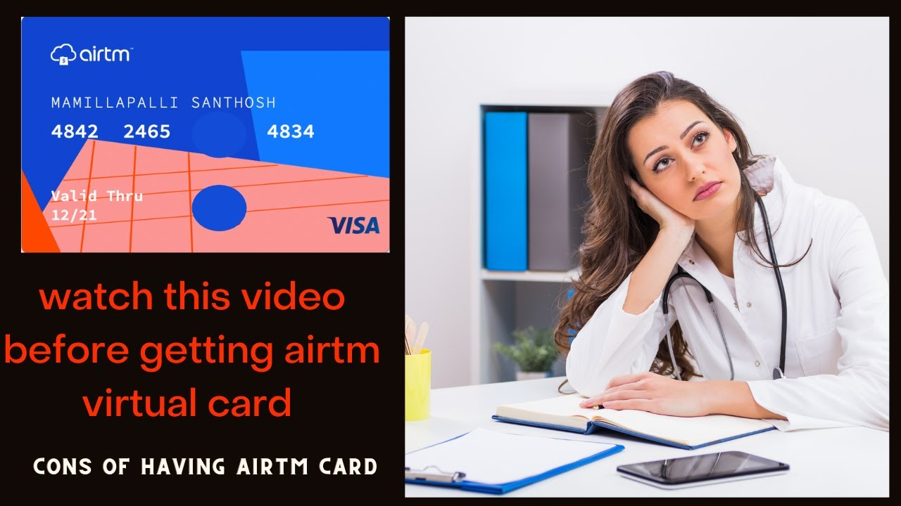 airtm card issue| cons of airtm card| is it good to get airtm card(Hindi/Urdu)