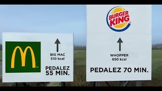 McDonald's gets insulted by Burger King(You won't go to McDonald's after seeing this)