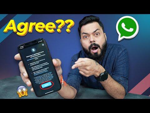 WhatsApp New Privacy Policy Update Explained ⚡ Ye  Bilkul Miss Mat Karna