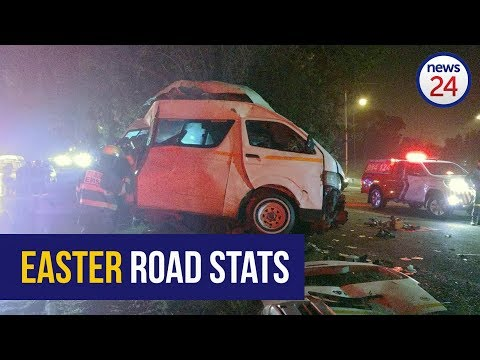 WATCH: Easter road deaths edge up by 14% from last year