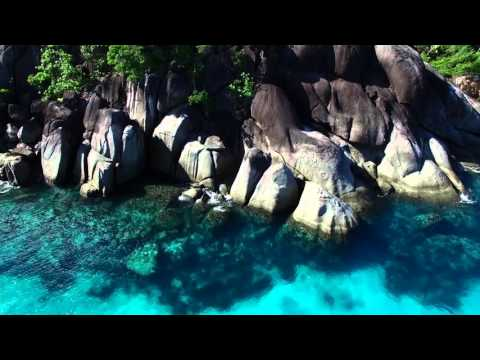 Film ZA Drone Seychelles Mahé