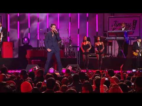 Robin Thicke: Sex Therapy On Jimmy Kimmel Live